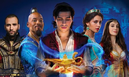 Aladdin của Will Smith