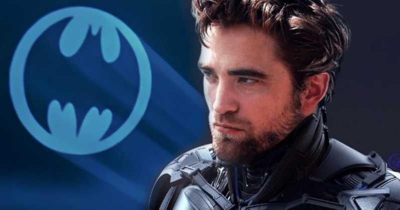Robert Pattinson đóng vai Batman