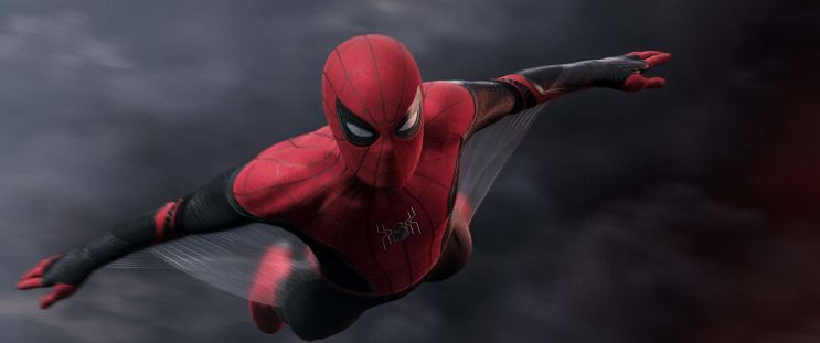 phim Spider-man: Far From Home