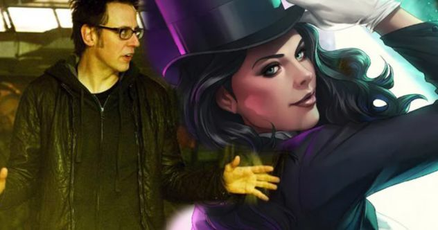 Zatanna trong The Suicide Squad